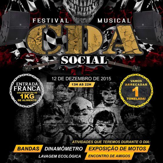 Cartaz CDA Social