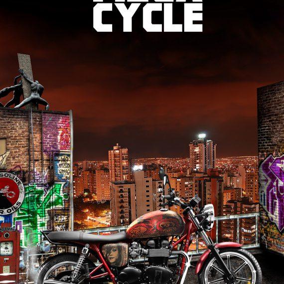Identidade visual Megacycle